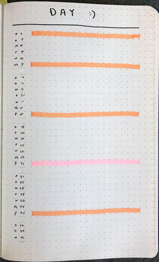 تقویم ماهانه دی