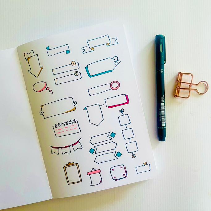 ایده طراحی برای بولت ژورنال